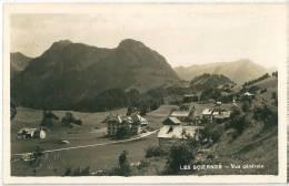 Les Sciernes D'Albeuve, Vue Générale - FR Fribourg