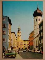 BMW 1800, Peugeot 404 Break, VW 1200 Coccinelle, Simca 1501, Rosenheim - Voitures De Tourisme