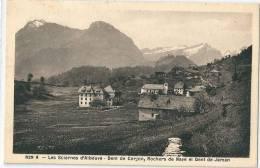 Les Sciernes D´Albeuve , Dent De Corjon, Rochers De Naye Et Dent De Jaman - FR Fribourg