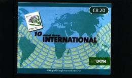 IRELAND/EIRE - 2009  € 8.20  BOOKLET FLOWERS SELF-ADHESIVE   MINT NH - Irlanda