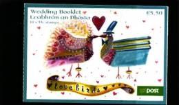 IRELAND/EIRE - 2010  LOVE  BOOKLET  MINT NH - Irlanda