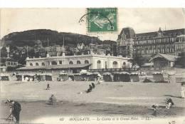 63...HOULGATE...LE CASINO ET LE GRAND-HOTEL...TRES ANIMEE.. - Houlgate