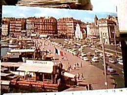FRANCE MARSEILLE  PORT  AUTO CAR VB1971  EB9705 - Vieux Port, Saint Victor, Le Panier