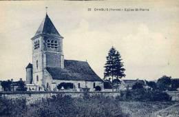 89 -CHABLIS- Eglise Saint-Pierre- - Chablis