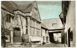 BANBURY : THE GLOBE ROOM, OLD REINDEER INN - England