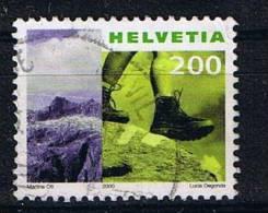 Schweiz 2000, Michel # 1744 O - Used Stamps