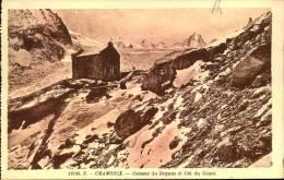 N°478 Q  CHAMONIX CABANE DU REQUIN ET COL DU GEANT - Chamonix-Mont-Blanc