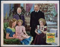 Cartel Affiche Poster  HEIDI Movie Poster (1937)  Size:Lobby Card (11x14) REPRODUCTION - Afiches