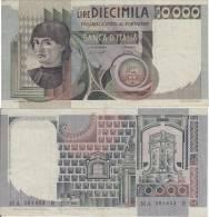 **** ITALIA - ITALIE - 10000 LIRE - 29 DICEMBRE 1978 **** EN ACHAT IMMEDIAT !!! - [ 2] 1946-… : République
