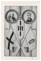 PORTUGAL SALAZAR - 1140-1640-1940 Carte Postale - Personnages