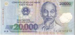 BILLETE DE VIETNAM DE 20000 DONG DE POLIMERO  (BANKNOTE) - Vietnam