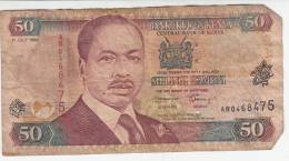 Billet - Kenya - 50 Shilings - 1999 - Kenya