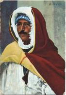 AFRIQUE DU NORD - CPA  - SCENES ET TYPES - Un Arabe - Scènes & Types