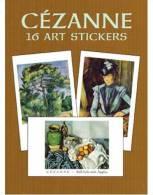 Stickers - 16 Art Stickers Cezanne - Stickers