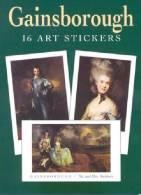 Stickers - 16 Art Stickers Gainsborough - Adesivi