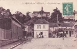 CPA - 27 - SAINT PIERRE DU VAUVRAY - L'intérieur Du Pays - France