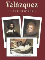 Stickers - 16 Art Stickers Diego De Silva Y Velazquez - Adesivi