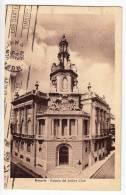 AMERICA ARGENTINA ROSARIO JOCKEY CLUB PALACE OLD POSTCARD 1929. - Argentina