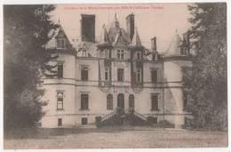 Château De La Haute-Fresnaye, Par Sillé Le Guillaume - Non Classificati