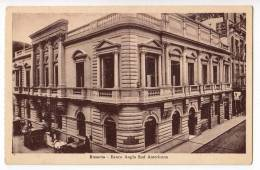 AMERICA ARGENTINA ROSARIO ANGLO AMERICAN SOUTH BANK OLD POSTCARD - Argentina