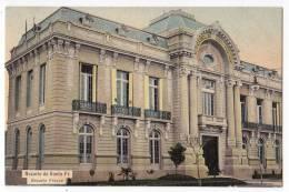 AMERICA ARGENTINA ROSARIO SANTA FE SCHOOL FREYRE OLD POSTCARD 1911. - Argentina