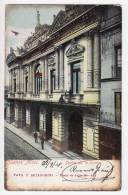 AMERICA ARGENTINA BUENOS AIRES THE OPERA HOUSE Nr. 184 OLD POSTCARD 1908. - Argentina