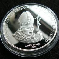 Congo 10 Franc 2000 Pope Pape - Congo (République Démocratique 1998)