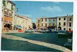 Ref 104  :  CPSM 66 SOREDE La Grande Place - Other Municipalities
