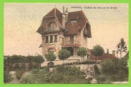 71 - DIGOIN - Châlet Du Bas De La Motte - Barthelemy, édit. (Papier Granité) - Digoin