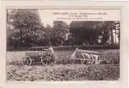 LIANCOURT(60) / AGRICULTURE / MATERIEL AGRICOLE / TRACTEURS / Etablissements BAJAC / Labourage Au Brabant Reversible - Liancourt
