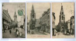 Dt 80 - AMIENS  - Lot   De   3 CPA - Amiens