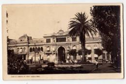 AMERICA ARGENTINA BUENOS AIRES THE GOVERMENT HOUSE AND THE MAYO SQUARE OLD POSTCARD 1928. - Argentina