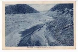 AMERICA ARGENTINA CORDOBA THE SAN ROQUE DAM, DRY OLD POSTCARD - Argentina