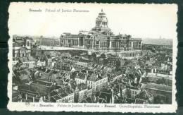 Bruxelles - Palais De Justice , Panorama     - Uk72 - Monumentos, Edificios