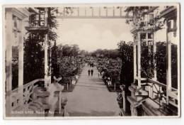 AMERICA ARGENTINA BUENOS AIRES PALERMO ROSEDAL THE ROSE GARDEN OLD POSTCARD 1930. - Argentina