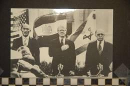 TRAITE DE PAIX ISRAELO EGYPTIEN   COLLECTION 107/1 EDITION EUROP   NON VOYAGEE - Evènements