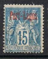 PORT-LAGOS N°3 - Used Stamps