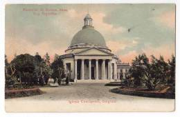 AMERICA ARGENTINA BUENOS AIRES THE CONCEPTION CHURCH BELGRANO OLD POSTCARD - Argentina