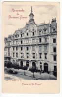 AMERICA ARGENTINA BUENOS AIRES THE LA PRENSA PALACE Nr. 158 J. PEUSER OLD POSTCARD - Argentina