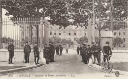 GRENOBLE Quartier De Bonne (Artillerie) - Grenoble