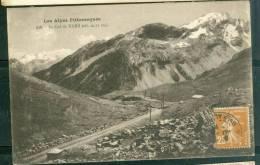 Les Alpes Pittoresques - Le Col De Vars     Uk110 - Frankrijk