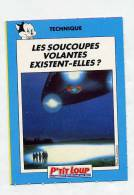 Image P´tit Loup Soucoupe Volante - Autres