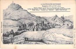 VESOUL Au XVIe XVIIe Siècle. - Vesoul