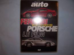 "Dvd ""les Grands Duels"" ""le Film"" ""FERRARI / PORSCHE"" (2009) - Sports"