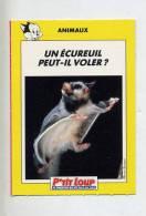 Image P'tit Loup Ecureuil Volant - Animaux