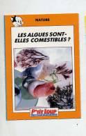 Image P´tit Loup Algue - Histoire