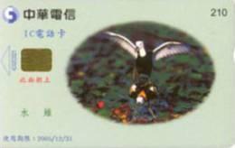= TAIWAN - IC 02C021  =  MY COLLECTION - Taiwan (Formosa)