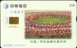 = TAIWAN - IC 02C025  =  MY COLLECTION - Taiwan (Formosa)