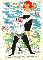 Bernard Aldebert, Pêche - On En Prend Des Comme ça (251) - Autres Illustrateurs