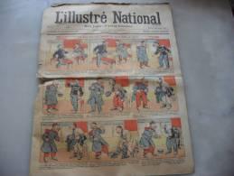 L´illustré Nationnal - Journaux - Quotidiens
